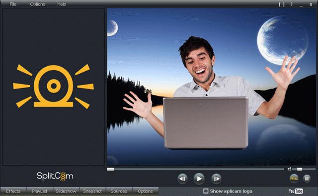 Как сделать с веб камеры в скайп 97