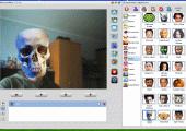 Webcammax и другие веселые проги для изменения лица в skype