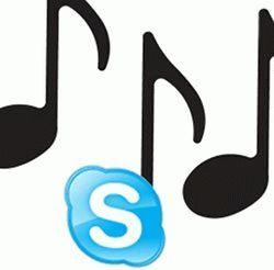 Готовимся слушать музыку в скайпе