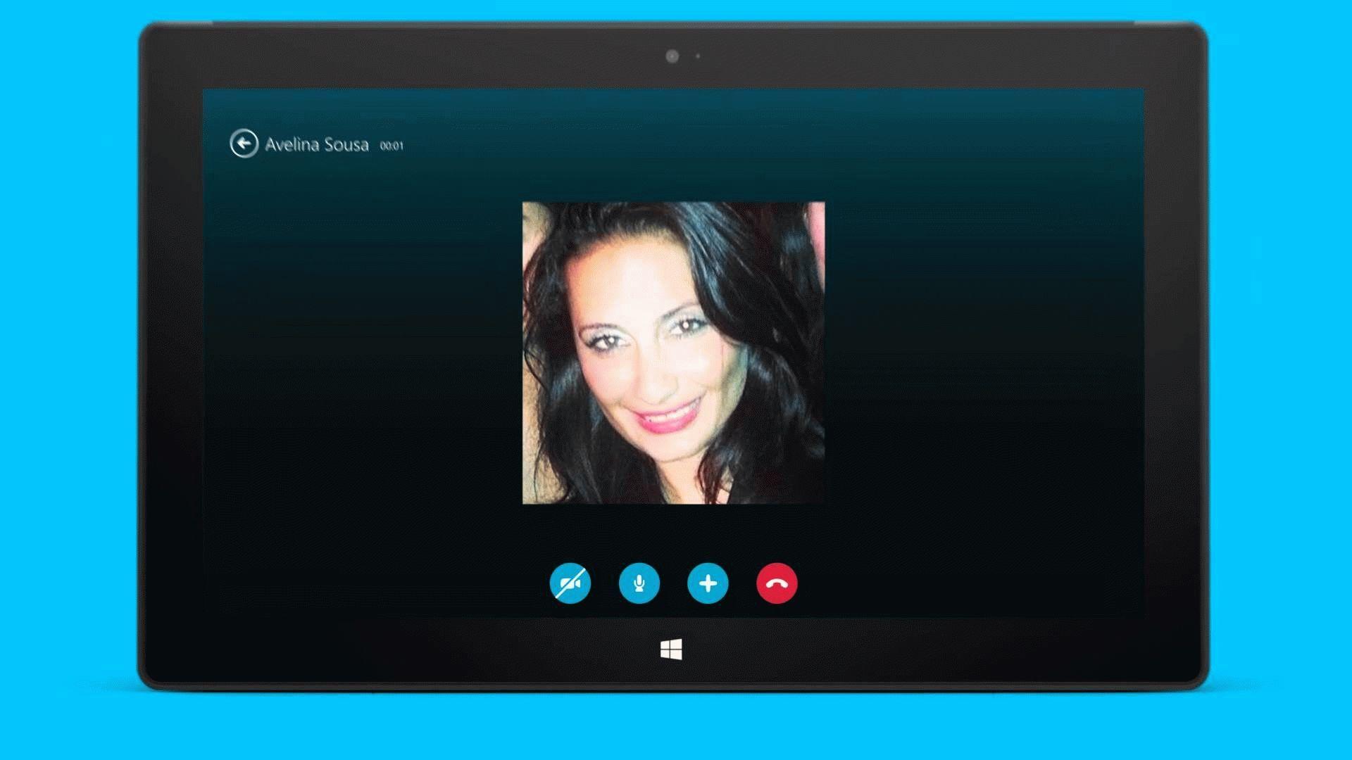 Как сделать фото себя через скайп