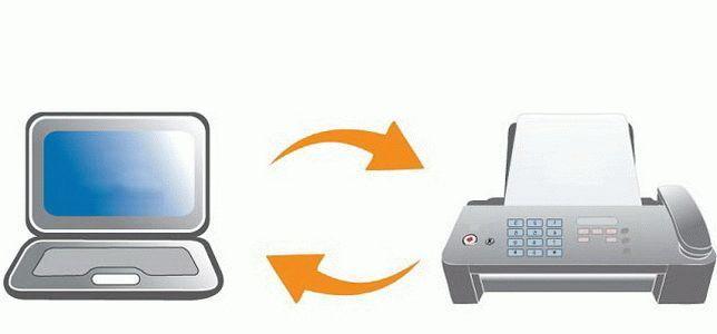 вы моэжете отправить факс через скайп, но имейте ввиду - будет дорого