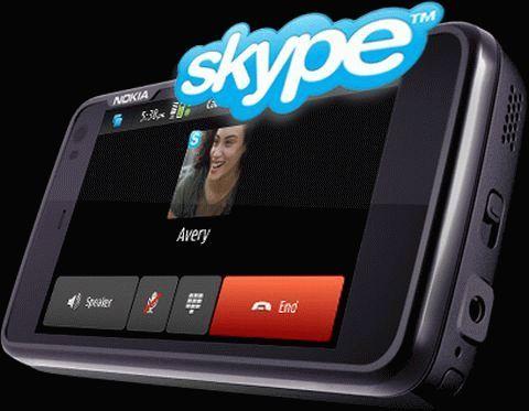 обновить скайп на андроиде очень просто