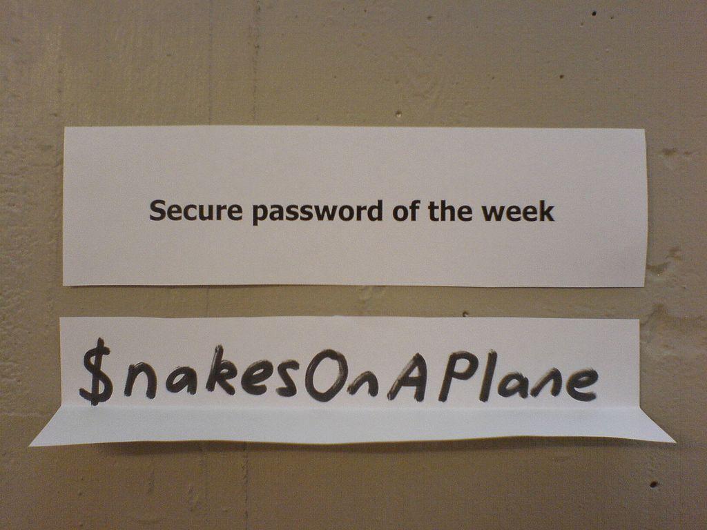 какой должен быть пароль в скайпе