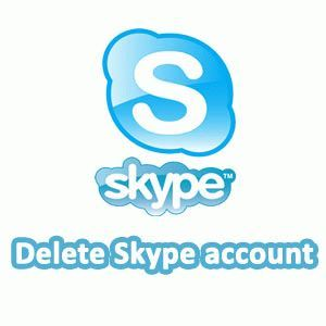 как удалить скайп аккаунт - никак, проблема жестко не решается