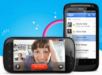 Как сделать в скайпе видеозвонки 534