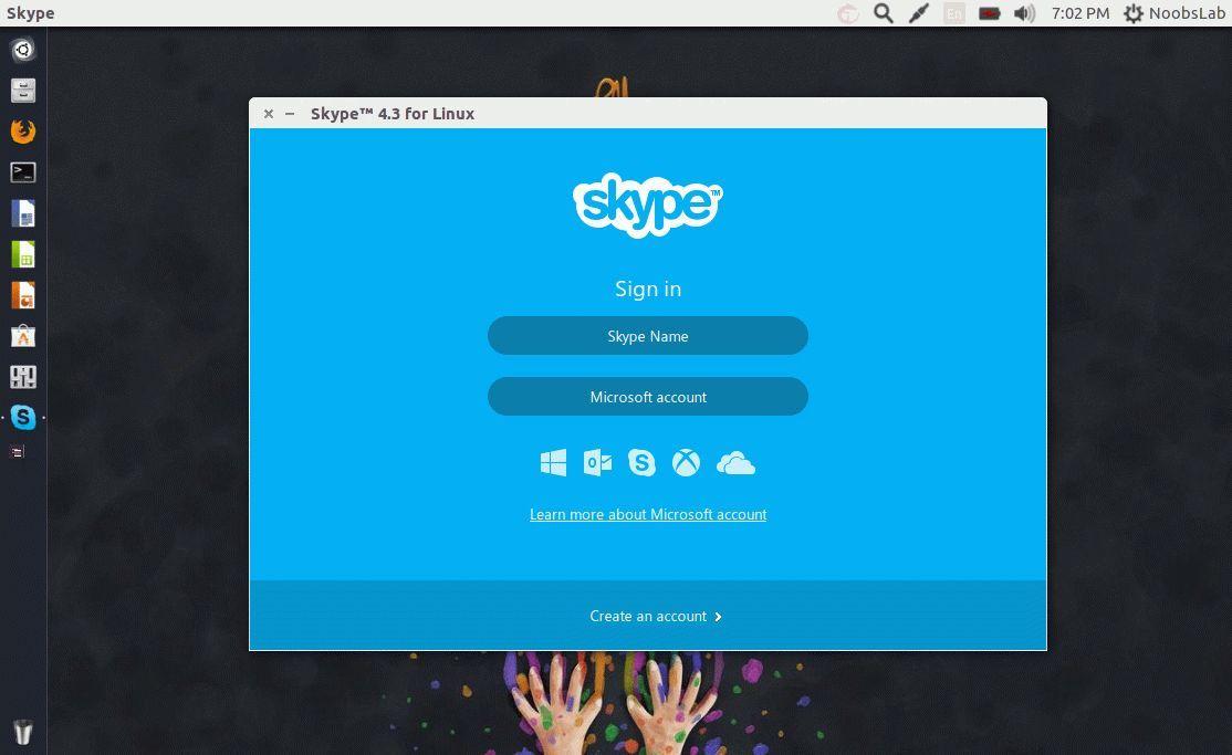 Удаляем скайп на линукс и mac - все просто
