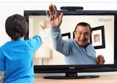 Как установить программу skype в телевизорах