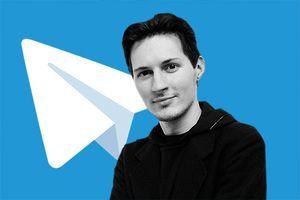 Подробное описание об авторе - кто создал телеграм