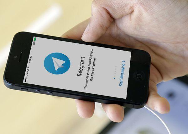 Как обновить telegram - читаем статью