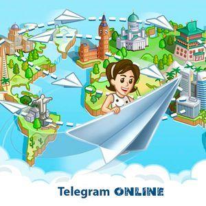 Если вам нужна техническая поддержка телеграмм - написать туда очень просто