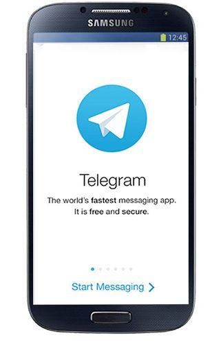 Обновить телеграмм в ios также просто как и в андроид