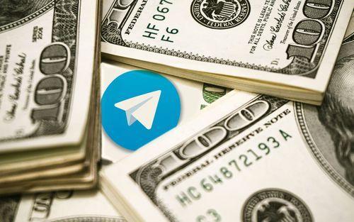 Монетизация телеграмм может принести очень много денег