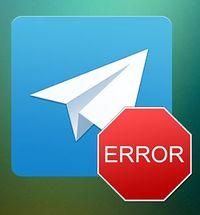 Мы вам расскажем почему telegram не работает