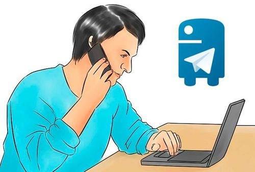 Создать аккаунт в телеграмме бывает трудно из-за большой нагрузки