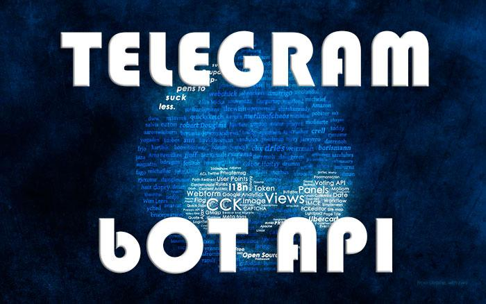 Api telegram на русском