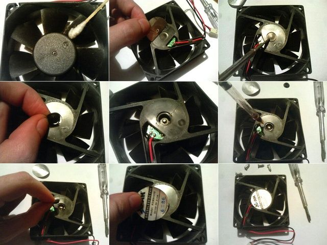 Как почистить кулер видеокарты – запросто