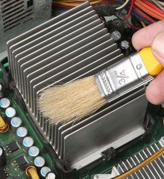 Как почистить вентилятор в компьютере - пошаговая инструкция