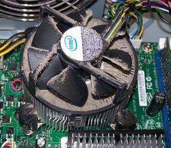 Как почистить вентилятор в ноутбуке или компьютере