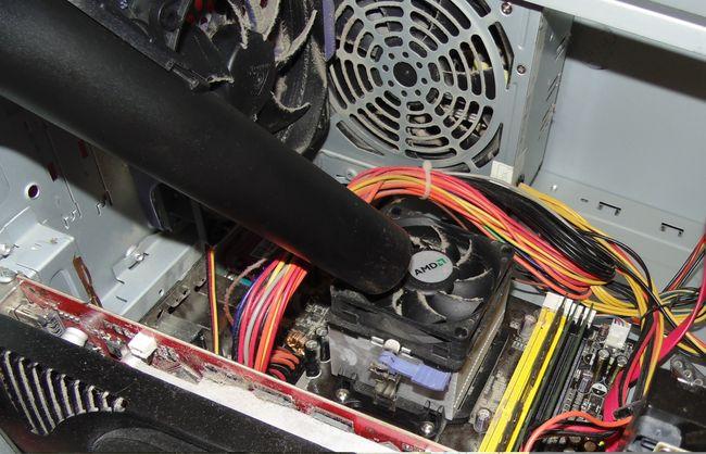 Как чистить компьютер самостоятельно