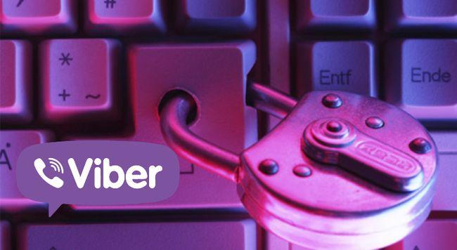 Как заблокировать пользователя в вайбере