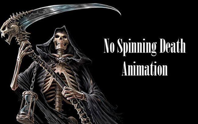 Skyrim special edition анимация