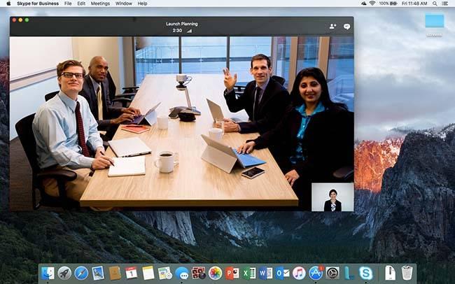 Регистрация в skype для бизнеса