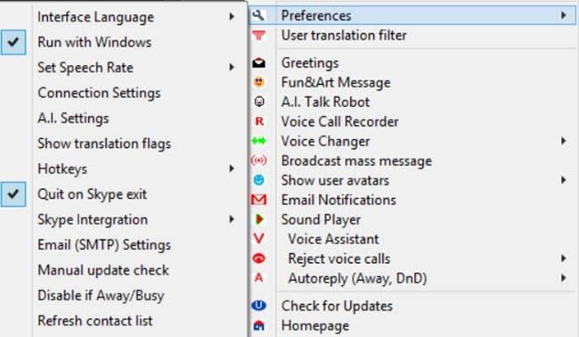 Как пользоваться клоун фиш для скайпа
