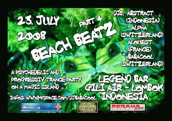 игра в скайпе Beach Beatz