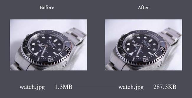 Онлайн уменьшение фотографий