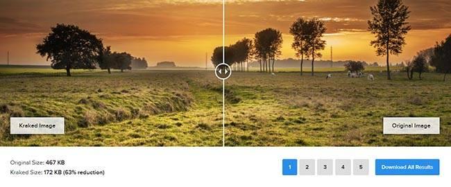 Сжатие изображения онлайн