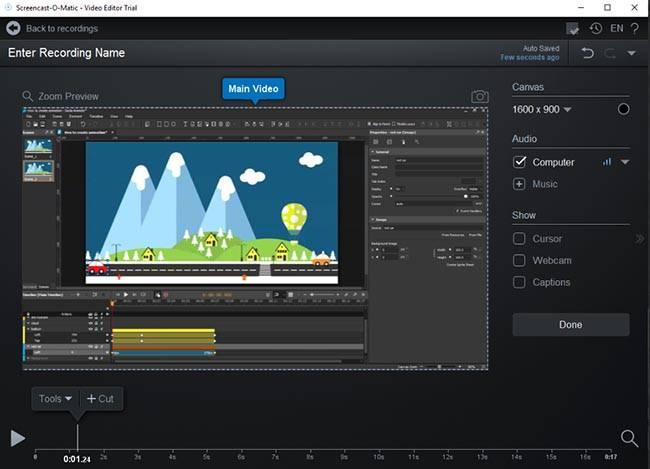 Скачать программу которая снимает видео с экрана