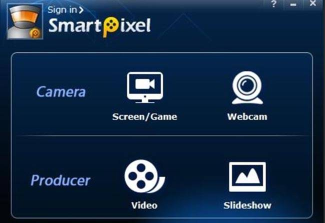 Программа для пк для съемки видео