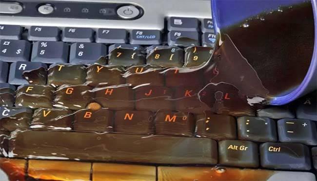 Не включается значок собака на клавиатуре