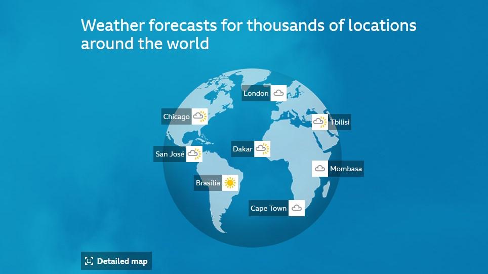 самый точный прогноз погоды