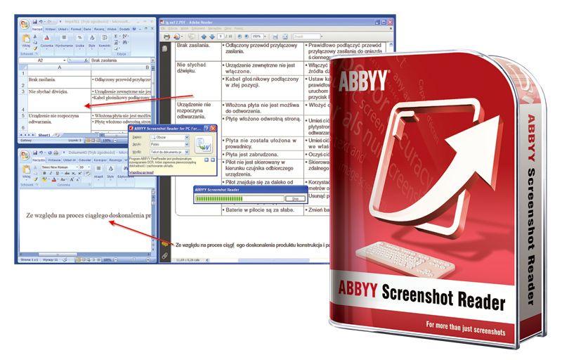 ABBYY Screenshot Reader - обзор