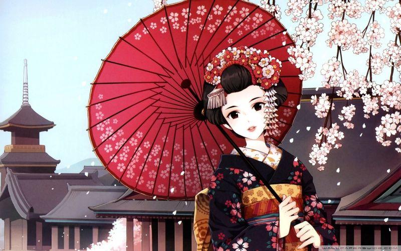японское аниме